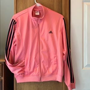 Light Pink Adidas Active Wear